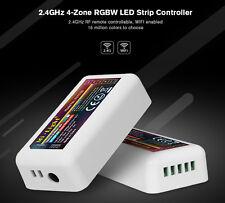 4 Zonen LED RGBW RGB+WW RGB+W Touch Controller 2.4GHz WLAN WiFi W-LAN Mi-Light