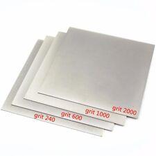 Diamond Hone Knife Sharpener 8 inch Flat Sharpening Plate Stone 240-2000 Grit
