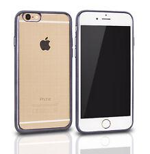Clear Case Gummihülle Schale Silikonhülle Silikon Gummi Hülle für iPhone 6 6S
