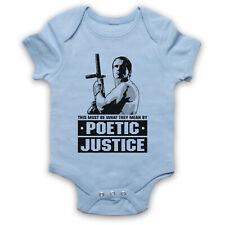 RAW DEAL POETIC JUSTICE ARNIE ACTION SCHWARZENEGGER BABY GROW BABYGROW GIFT