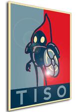 Poster - Propaganda - Hollow Knight - Tiso
