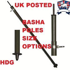 HIGHLANDER KOMBAT EXTENDING BASHA POLE - BRITISH ARMY TA CADET SAS SURVIVAL TENT