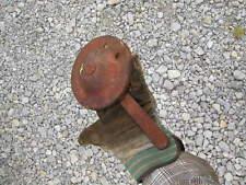 Farmall H SH HV tractor IH saw tooth throttle control