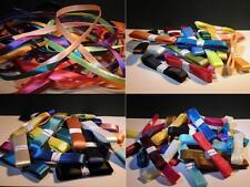 Mixed Bulk Ribbon Pks - Organza, Satin, Metallic, Mixed & Xmas Choice of 7