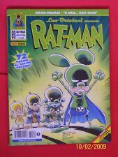 RAT-MAN COLLECTION N° 69 ESAURITO PANINI NUOVO - RATMAN