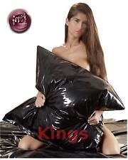 PVC Pillow Case 80cm x 80cm Fetish Bondage Wipe Clean Sheet BN Sex Aid Naughty
