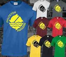 Fhloston Paradise Para Hombre T camisa Top quinto elemento inspirado cinematográfico S-3XL