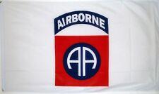 82nd AIRBORNE FLAG 5X3 FEET USA FORT BRAGG American Parachute regiment AMERICA