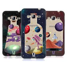 HEAD CASE DESIGNS SPACE BOTTLES SOFT GEL CASE FOR SAMSUNG PHONES 3