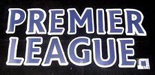 Premier League Senscilia/Lextra 07-12 Football Shirt Navy Letter Player Size