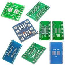 SOP8~48 SSOP8~18 TSSOP4~48 to DIP8~48 PCB Board Adapter Plate 0.65/1.27/2.54mm