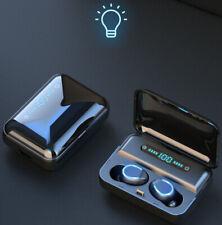 Bluetooth 5.0 Earbuds Wireless Earphones TWS Stereo Deep...