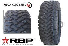 1 X New RBP Repulsor M/T 32X11.50R15LT 113Q 6Ply All Terrain Mud Tires MT