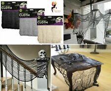 Halloween CREEPY CLOTH Fancy Dress Window Table Door Net Spooky Decor Party Lot