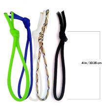 Leash String Cord for Surfboard, Longboard, SUP & Bodyboard- 4 Pack