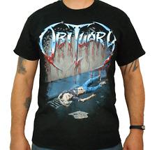 OBITUARY (Slowly We Rot) Men's T-Shirt