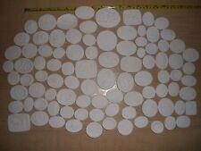 80 Grand Tour Cameo Intaglios Gems Medallions Plaster x 80 Seals scenes FREE P&P
