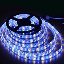 DC12V 5M/16FT 5050 300 LED Strip Light RGBW RGBWW Remote Controller Power Supply