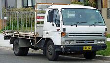 MAZDA T3000 T3500 T4000 TRUCK WORKSHOP SERVICE REPAIR MANUAL