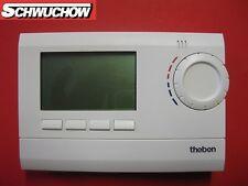 Theben RAM 812 top2 Ramses Clock thermostat Room Control