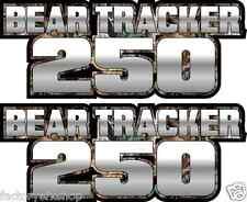 Bear Tracker Camo Gas Tank Graphics Decal Sticker Atv quad 250 300 plastic 4x4