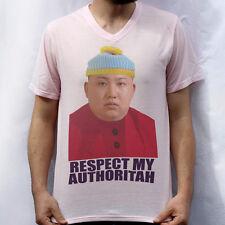 Kim Jong-un Eric Cartman Design T Shirt