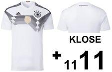Trikot Adidas DFB 2018 Home WC - Klose 11 [128 - 3XL] Deutschland WM