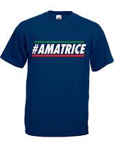 T-shirt Maglietta AMA04 Raccolta Fondi Terremoto Comune Amatrice Sisma 24 Agosto