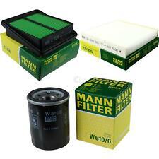 MANN-Filter Inspektions Set Ölfilter Luftfilter Innenraumfilter MOLI-8034507