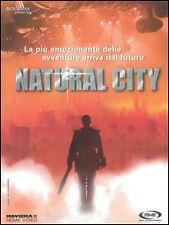 Natural City (2003) DVD SlipCover