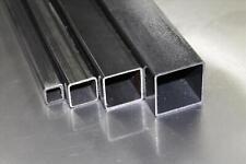 Stahl Profilrohr Stahlrohr Vierkantrohr S235 1,5mm - 3mm Schwarz roh