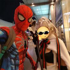 Marvel Spider-man Spiderman Tight Zentai Suit Jumpsuit Halloween Cosplay Costume