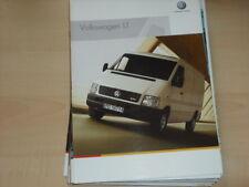22722) VW LT Polen Prospekt 2002