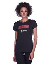 2017 Official Jorge Lorenzo Monster Woman's T-Shirt  - 17 31404