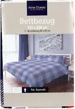 Bettbezug Set Betwäsche Kissenbezug Bettwäschegarnitur 135x200cm oder 155x220cm