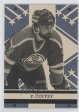 2011-12 O-Pee-Chee Retro Blank Back PACO Paul Coffey Edmonton Oilers Hockey Card