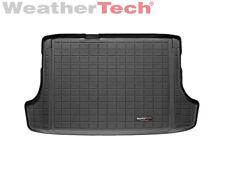 WeatherTech Cargo Liner Trunk Mat - Suzuki Grand Vitara - 2006-2013 - Black