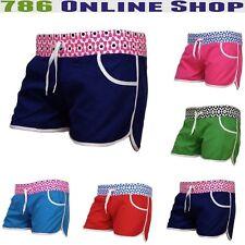 Calzoncillos Cortos Mujer Moda De Baño Bañador (265c) Shorts Pantalones natación