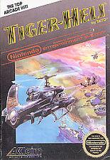 Tiger-Heli (Nintendo Entertainment System, 1987) NES
