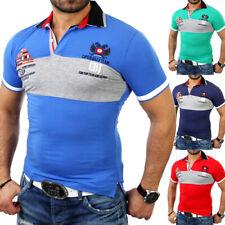 Cipo & Baxx C-5318 Herren Poloshirt Polo Hemd T-Shirt Sweatshirt Neu