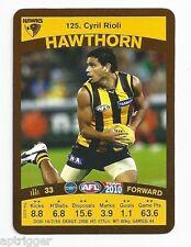 2010 TeamCoach (125) Cyril RIOLI Hawthorn