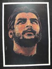 Poster Che Guevara CUBAN HERO Rafael Enriquez 16 x 22 Latin America 1ST EDITION