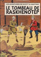 Scott et Hasting 1. Le tombeau de Raskhenotep. 2001