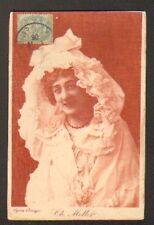 ARTISTE : Mlle Ch. MELLOT , Buste en 1906