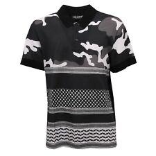 C7186 polo maglia uomo NEIL BARRET nero t-shirt men