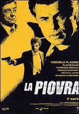 LA PIOVRA 1° SERIE COFANETTO 3 DVD