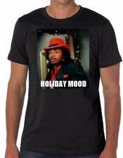 NEW Happy Holiday Mood Friday Katt Williams Ugly Christmas Sweater T Shirt