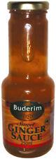 Ingwer Sauce von Buderim / Ginger Sauce