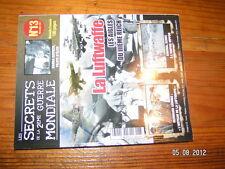 Secrets 2e Guerre Mondiale n°13 Reitsch Luftwaffe Gorin