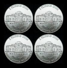2011 & 2012 P+D Jefferson Nickel Sets ~ P+D Coins from Original Us Mint Sets